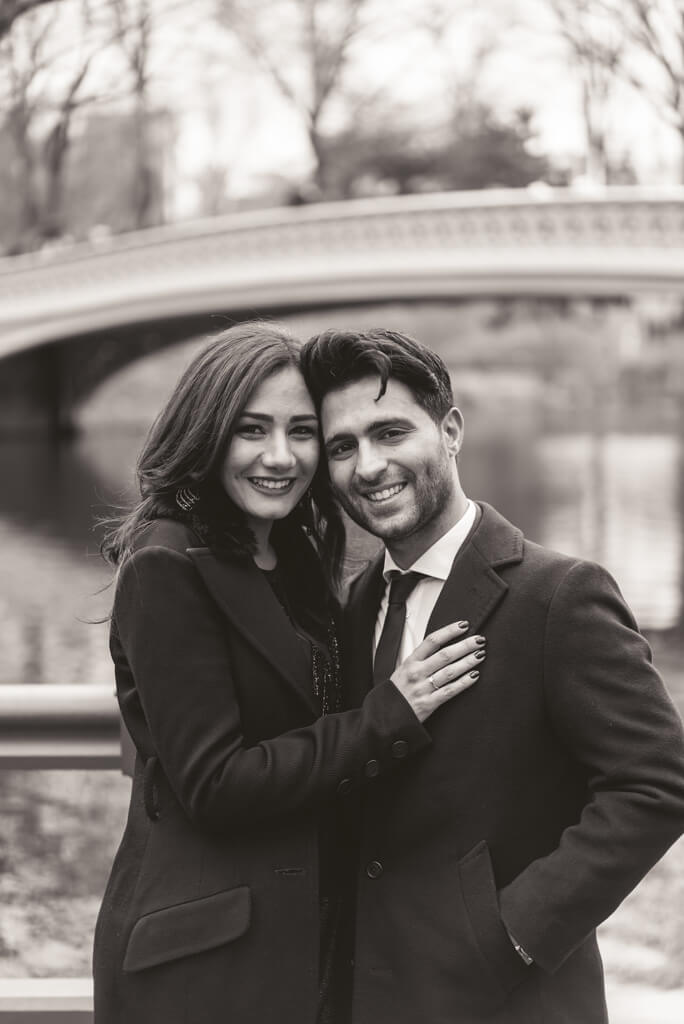 Photo 5 Bow Bridge Surprise Proposal | VladLeto
