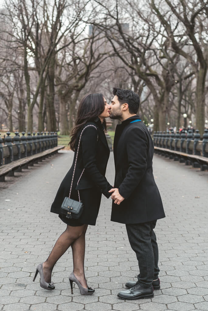 Photo 15 Bow Bridge Surprise Proposal | VladLeto