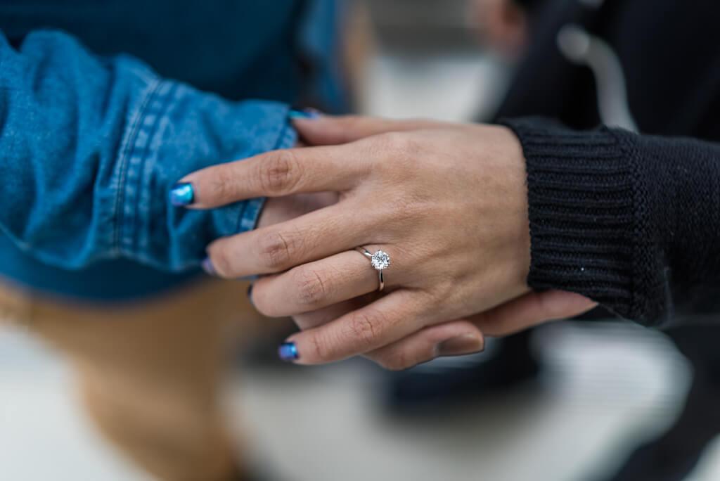 Photo 7 Dumbo Brooklyn Marriage Proposal | VladLeto