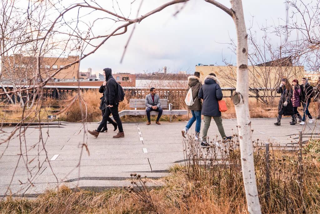 Photo High Line Marriage Proposal 2 | VladLeto