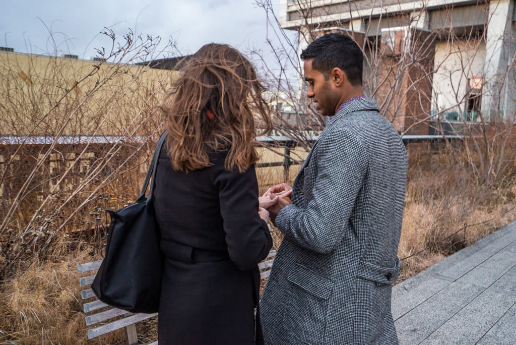 Photo 13 High Line Marriage Proposal 2 | VladLeto