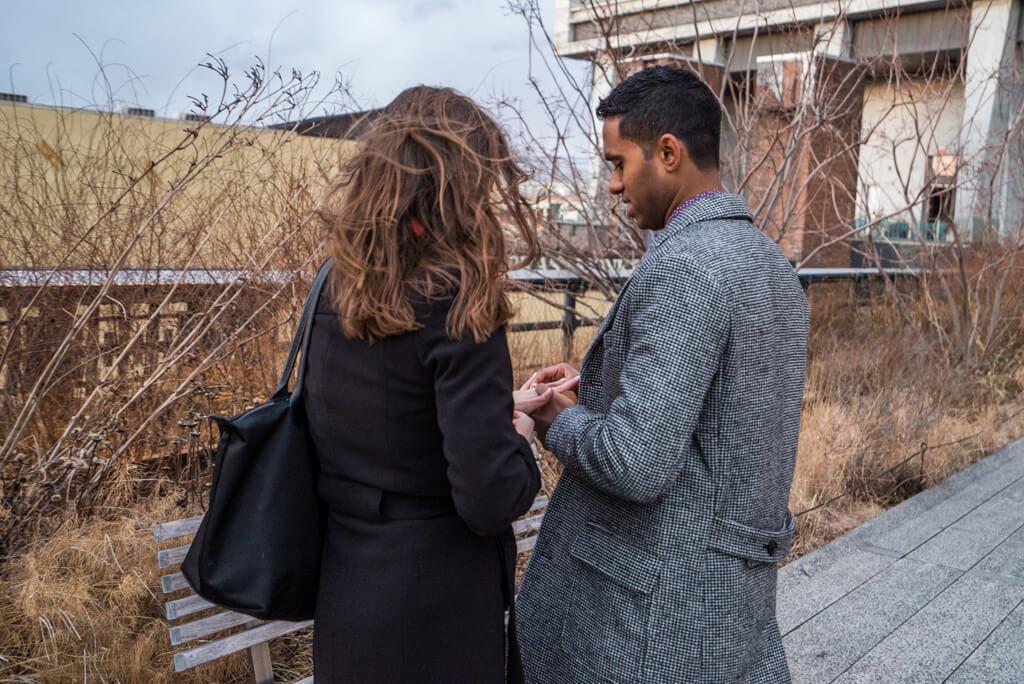 Photo 7 High Line Marriage Proposal 2 | VladLeto