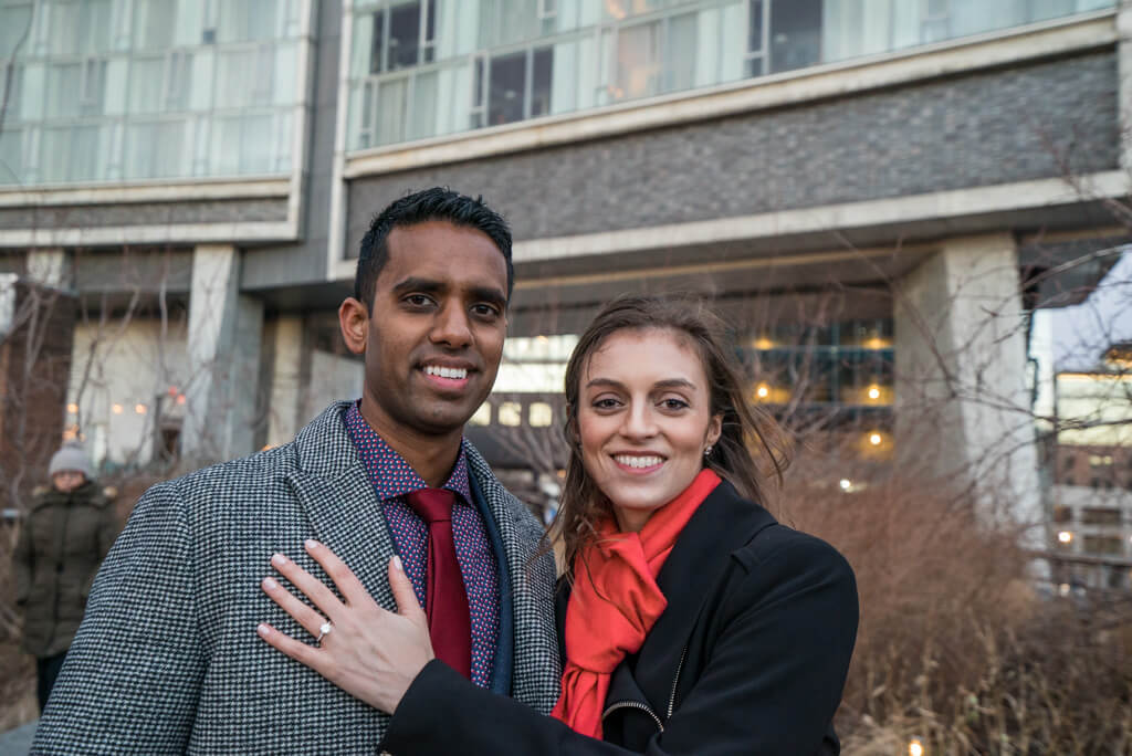 Photo 6 High Line Marriage Proposal 2 | VladLeto