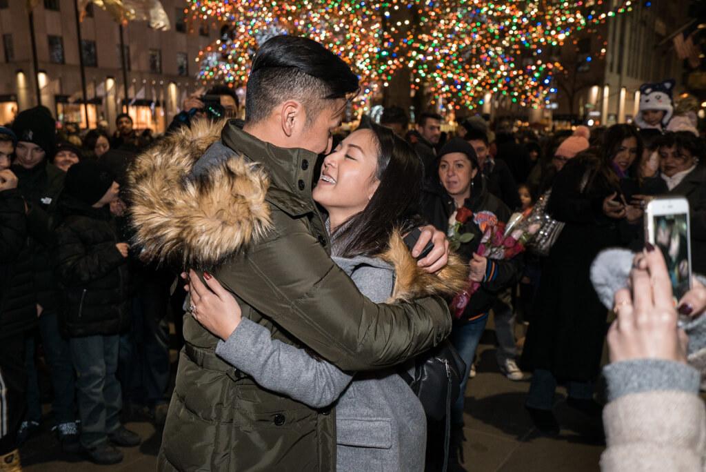 Photo 3 Christmas Tree Marriage Proposal | VladLeto