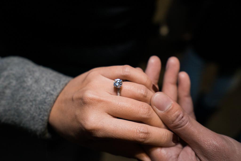 Photo 4 Christmas Tree Marriage Proposal | VladLeto