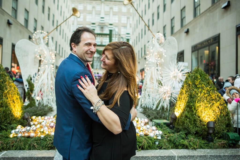 Photo 5 Rockefeller Center Marriage Proposal | VladLeto