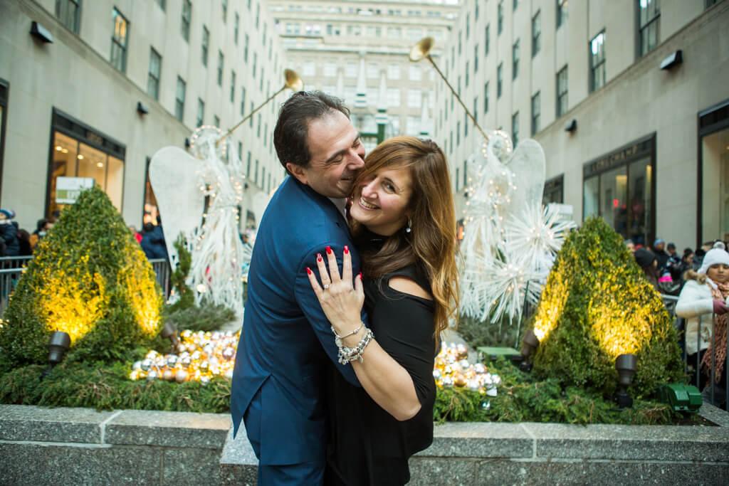 Photo 7 Rockefeller Center Marriage Proposal | VladLeto