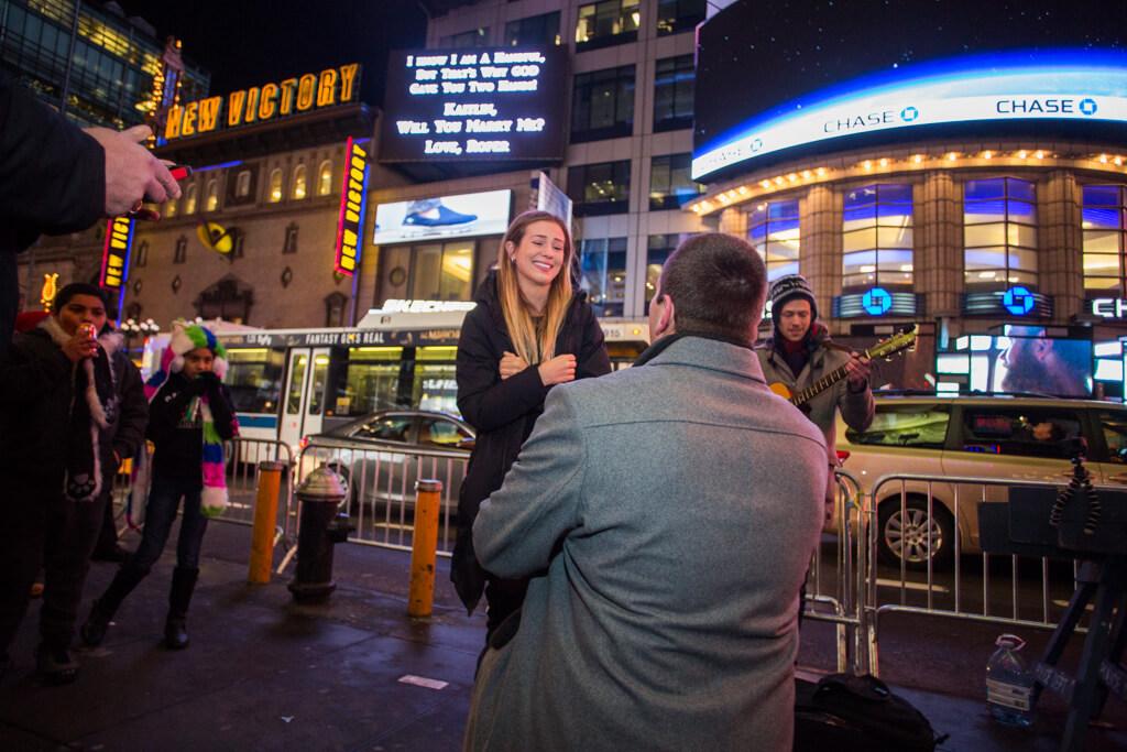 Photo 2 Times Square Billboard Proposal 2   VladLeto