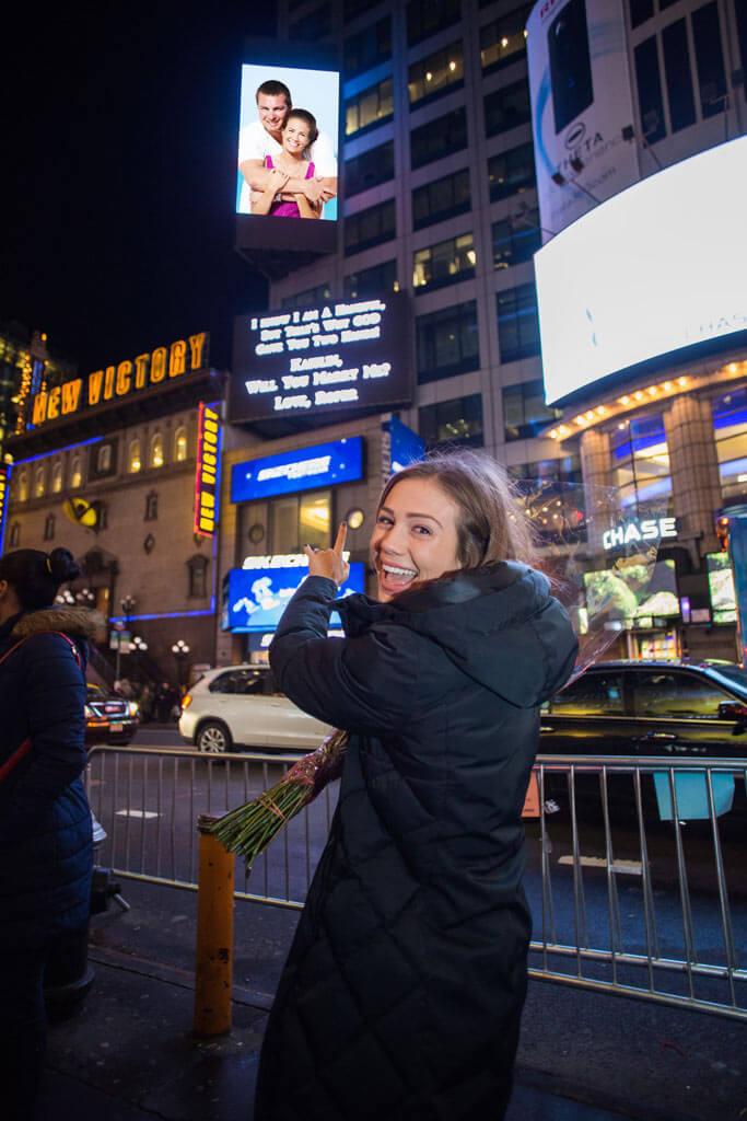 Photo 4 Times Square Billboard Proposal 2   VladLeto