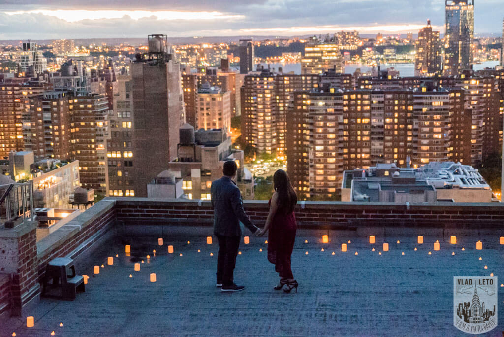 Photo 6 Rooftop Marriage Proposal | VladLeto