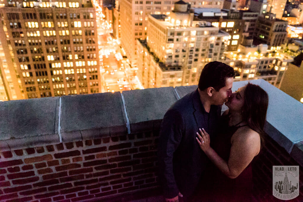 Photo 4 Rooftop Marriage Proposal | VladLeto