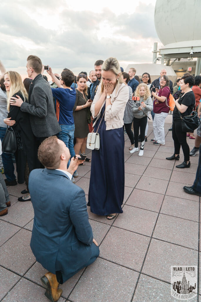Photo 4 Top Of The Rock Surprise Proposal. | VladLeto