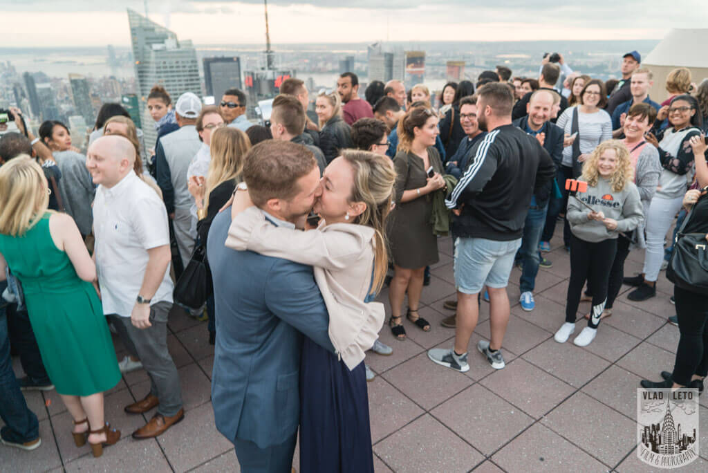 Photo 7 Top Of The Rock Surprise Proposal. | VladLeto