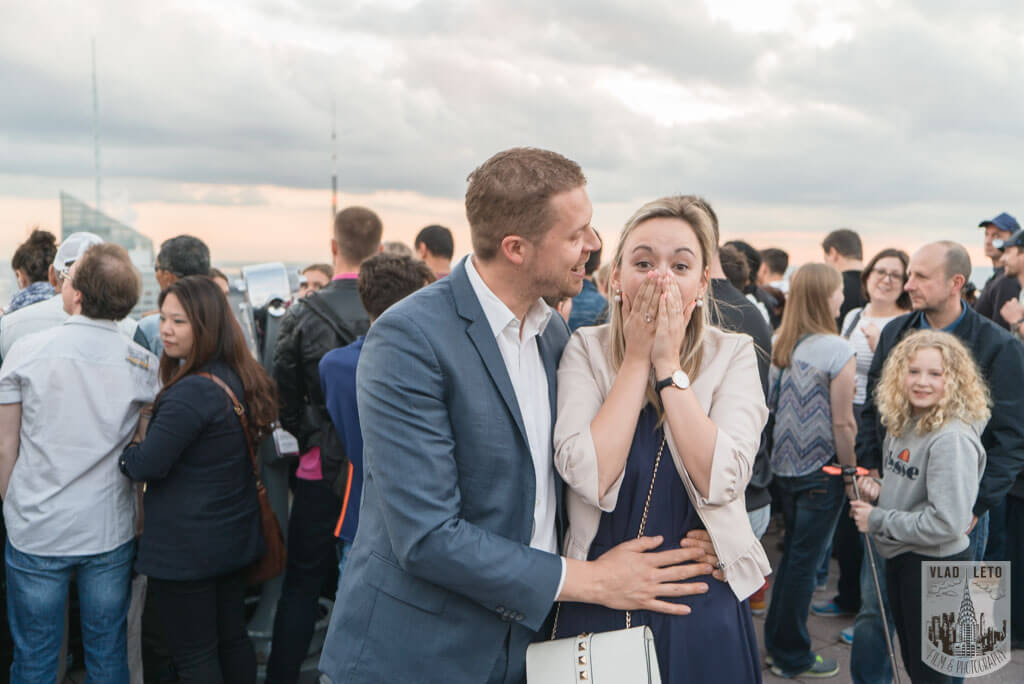 Photo 13 Top Of The Rock Surprise Proposal. | VladLeto