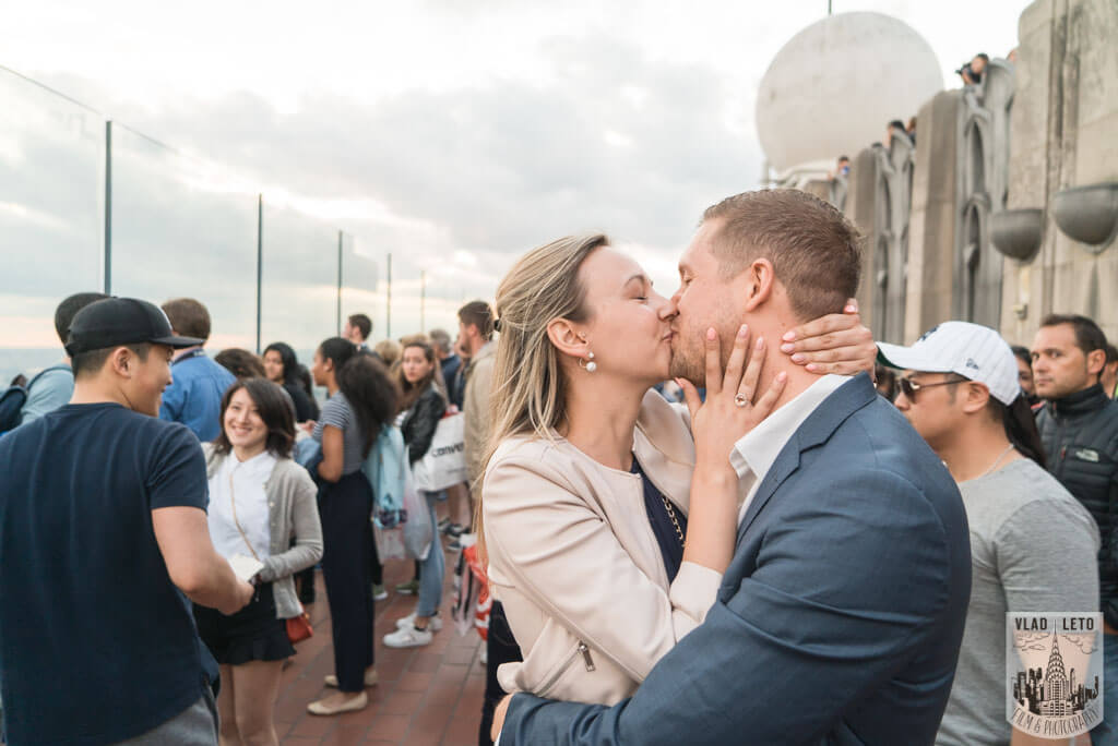 Photo 17 Top Of The Rock Surprise Proposal. | VladLeto