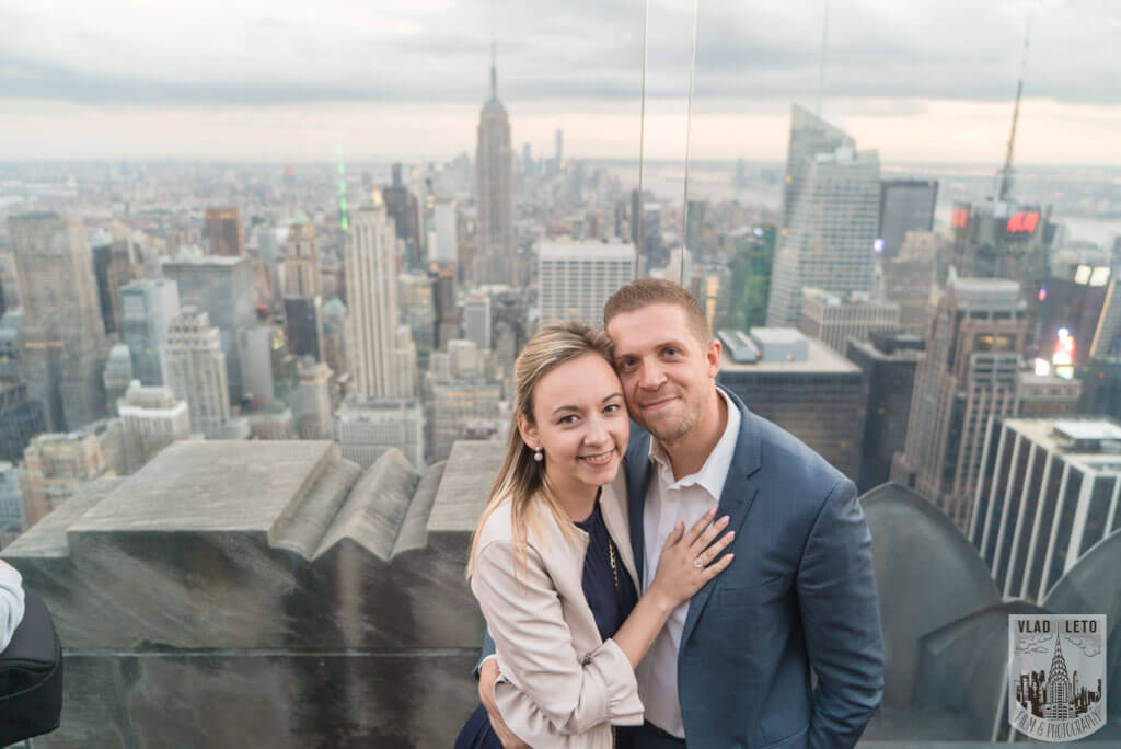 Photo 19 Top Of The Rock Surprise Proposal. | VladLeto