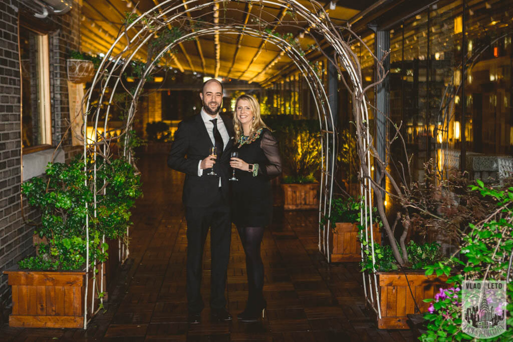 Photo 9 Private Rooftop Proposal with Empire State Building view. | VladLeto