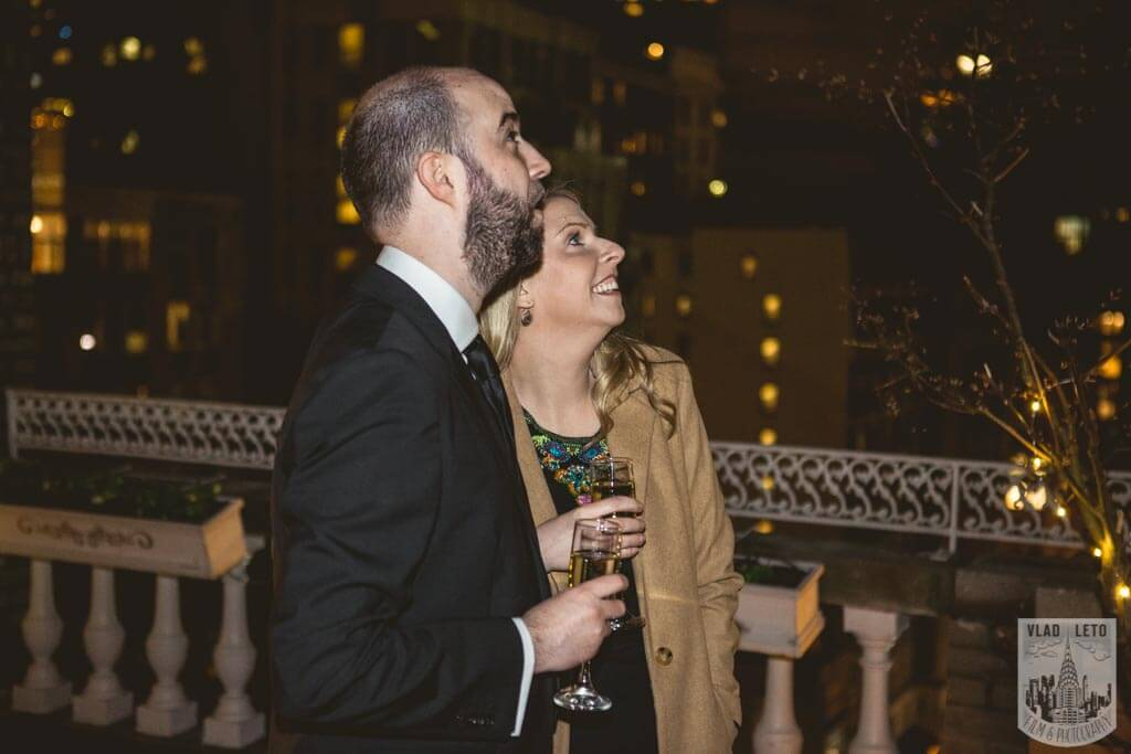 Photo 15 Private Rooftop Proposal with Empire State Building view. | VladLeto