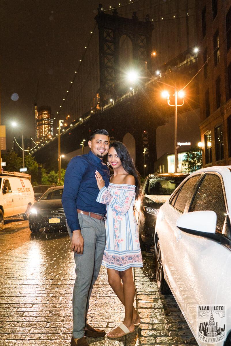 Photo 21 Brooklyn Bridge Picnic Proposal   VladLeto