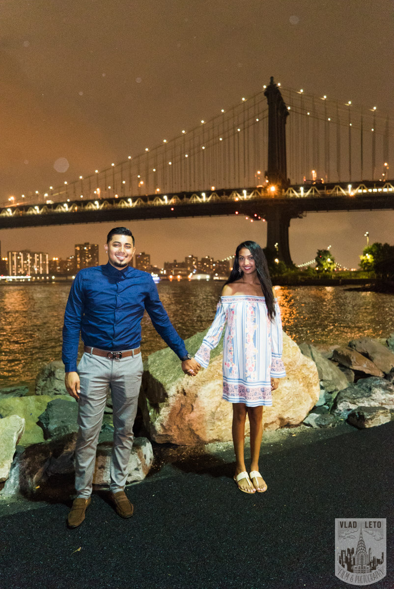 Photo 47 Brooklyn Bridge Picnic Proposal | VladLeto