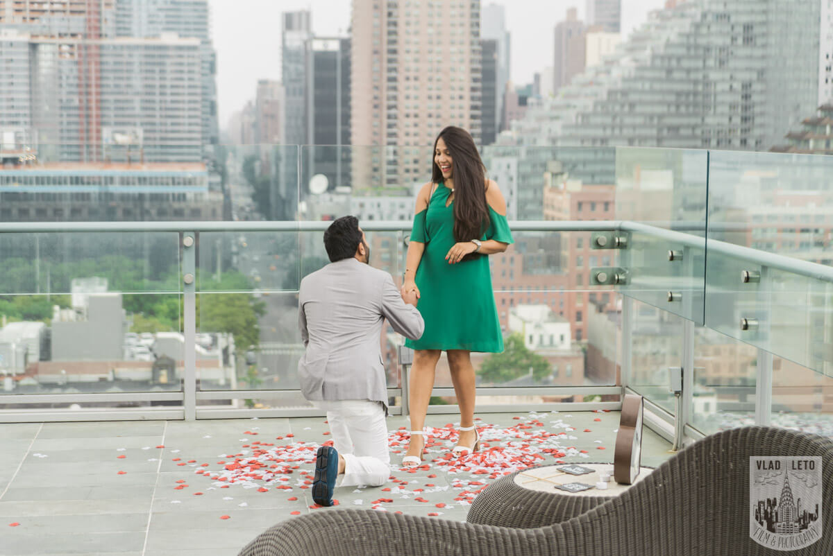 Photo 5 Rooftop Marriage Proposal   VladLeto