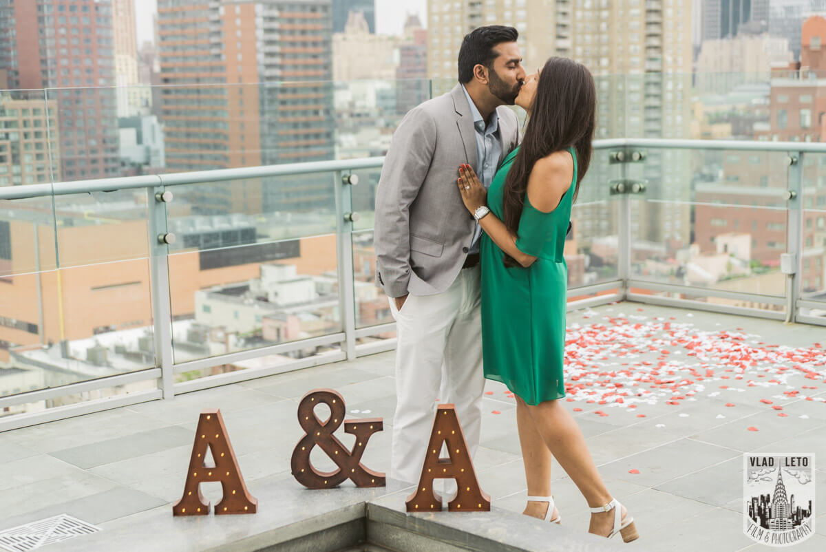 Photo 13 Rooftop Marriage Proposal 2 | VladLeto