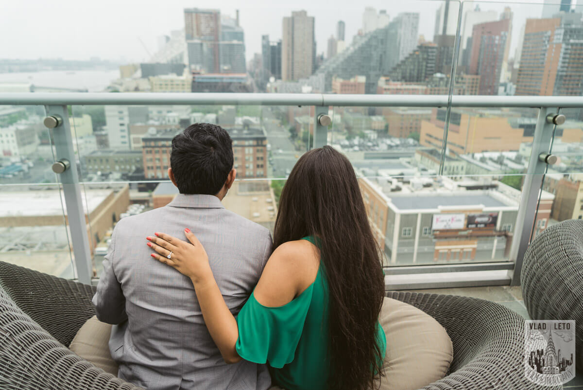 Photo 6 Rooftop Marriage Proposal   VladLeto