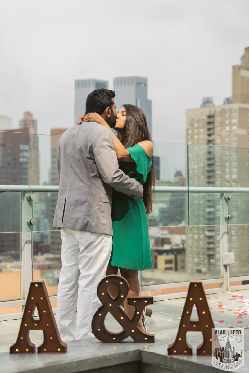 Photo 19 Rooftop Marriage Proposal 2 | VladLeto