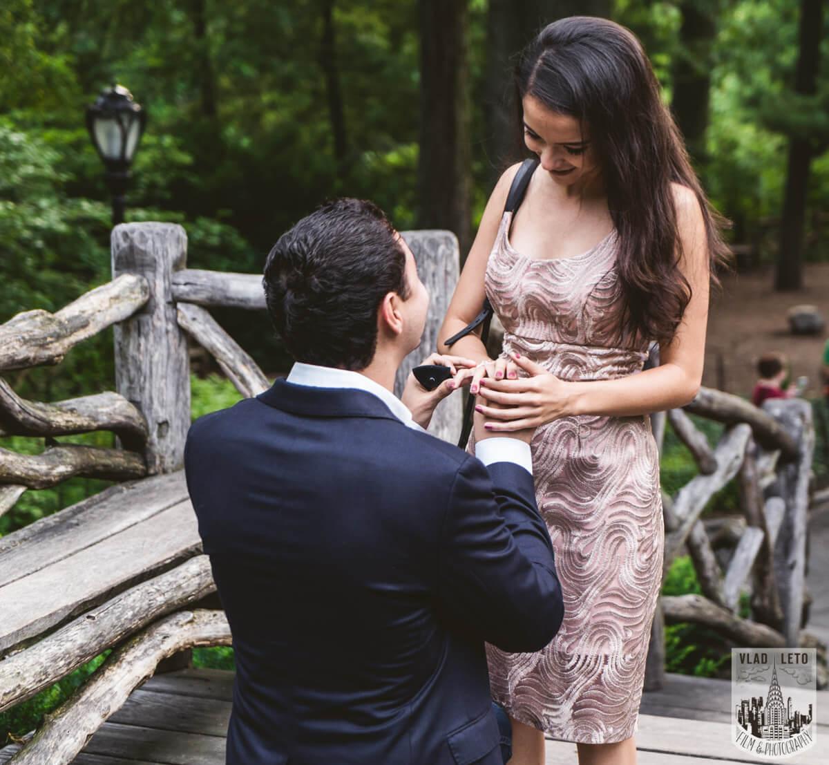 Photo 3 Shakespeare Garden Marriage proposal 2 | VladLeto