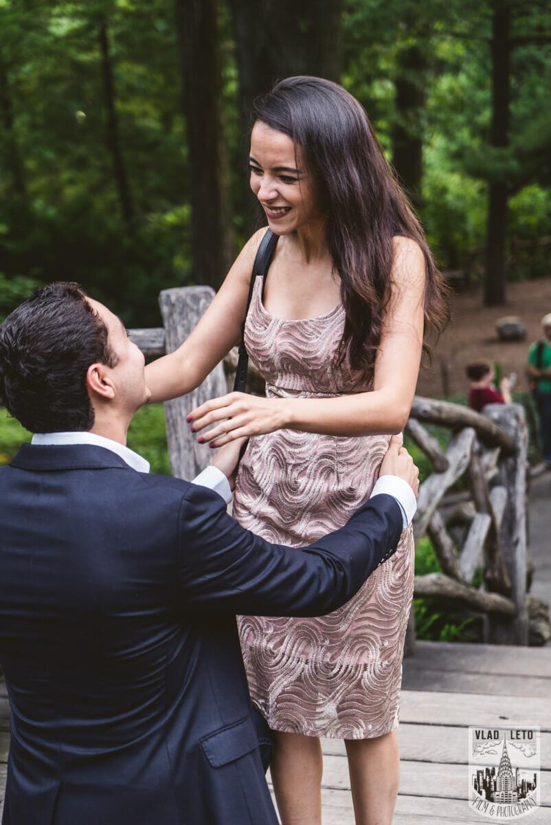 Photo 4 Shakespeare Garden Marriage proposal 2 | VladLeto