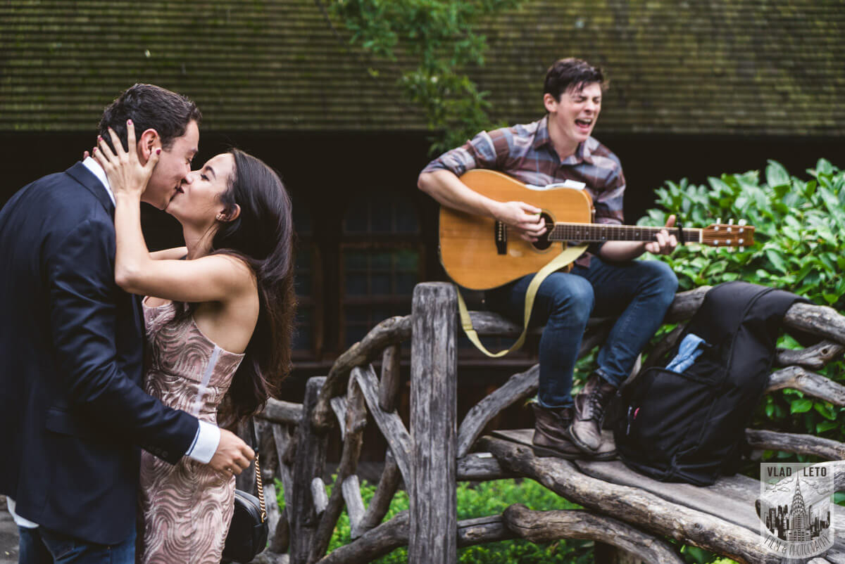 Photo 5 Shakespeare Garden Marriage proposal 2 | VladLeto