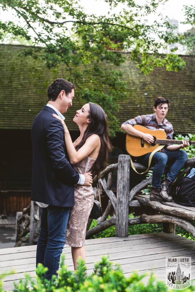 Photo 6 Shakespeare Garden Marriage proposal 2 | VladLeto