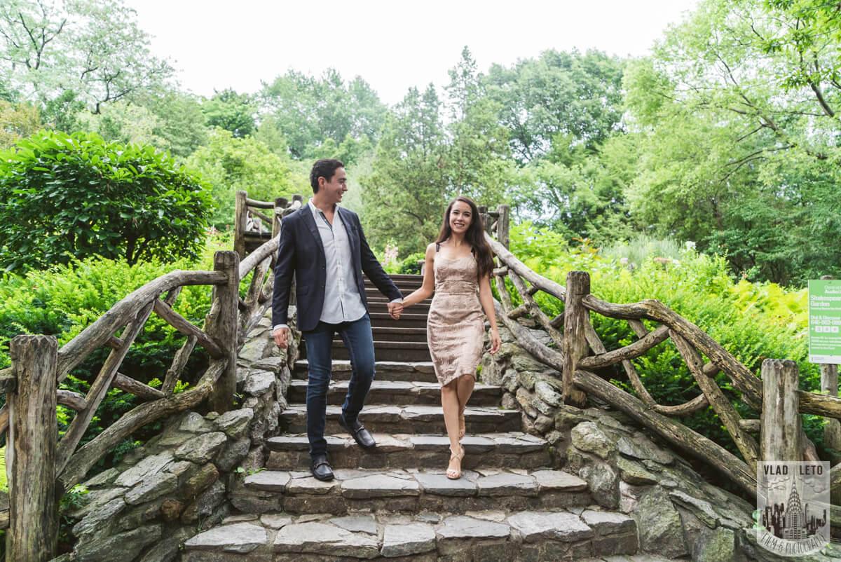 Photo 8 Shakespeare Garden Marriage proposal 2 | VladLeto