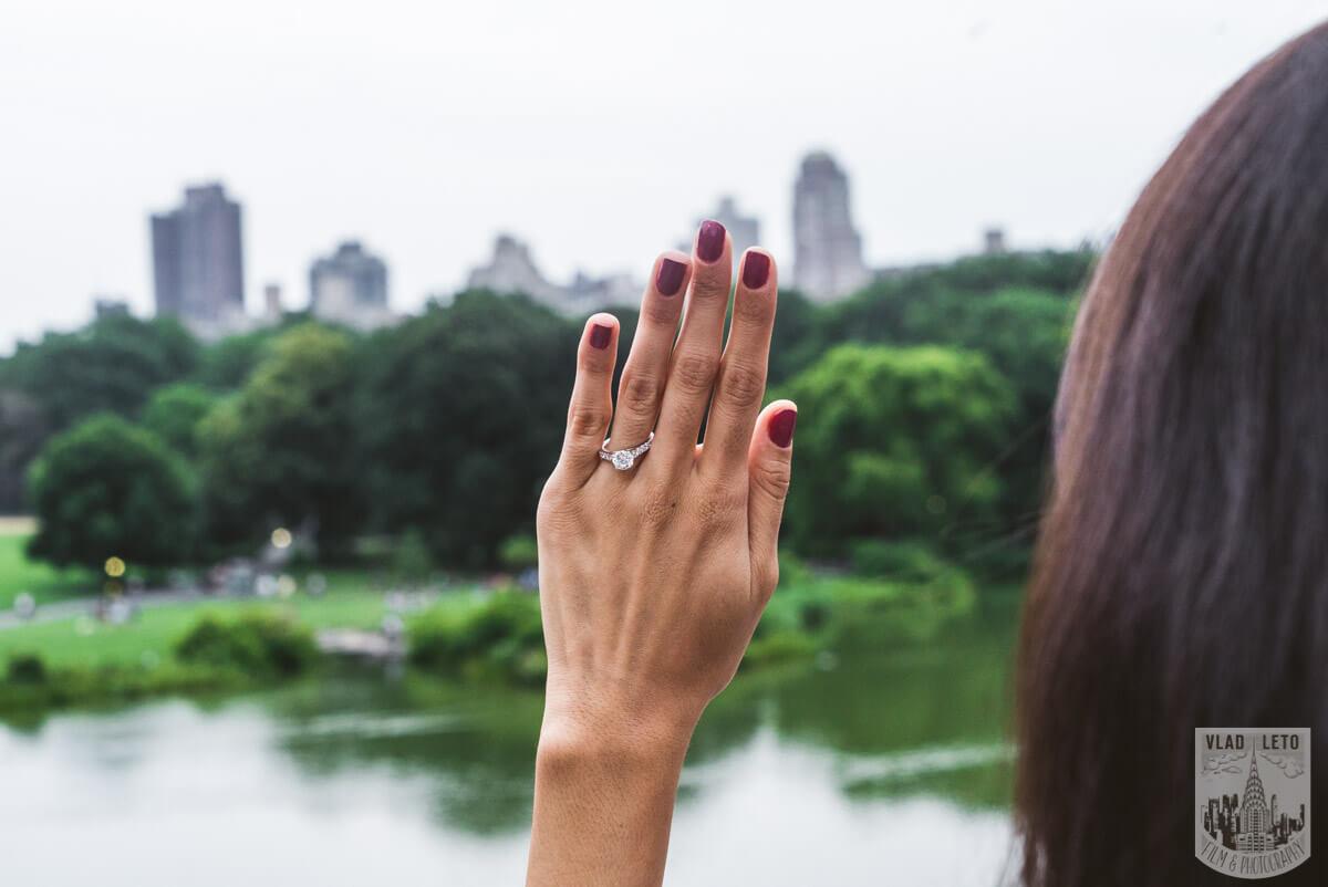Photo 12 Shakespeare Garden Marriage proposal 2 | VladLeto