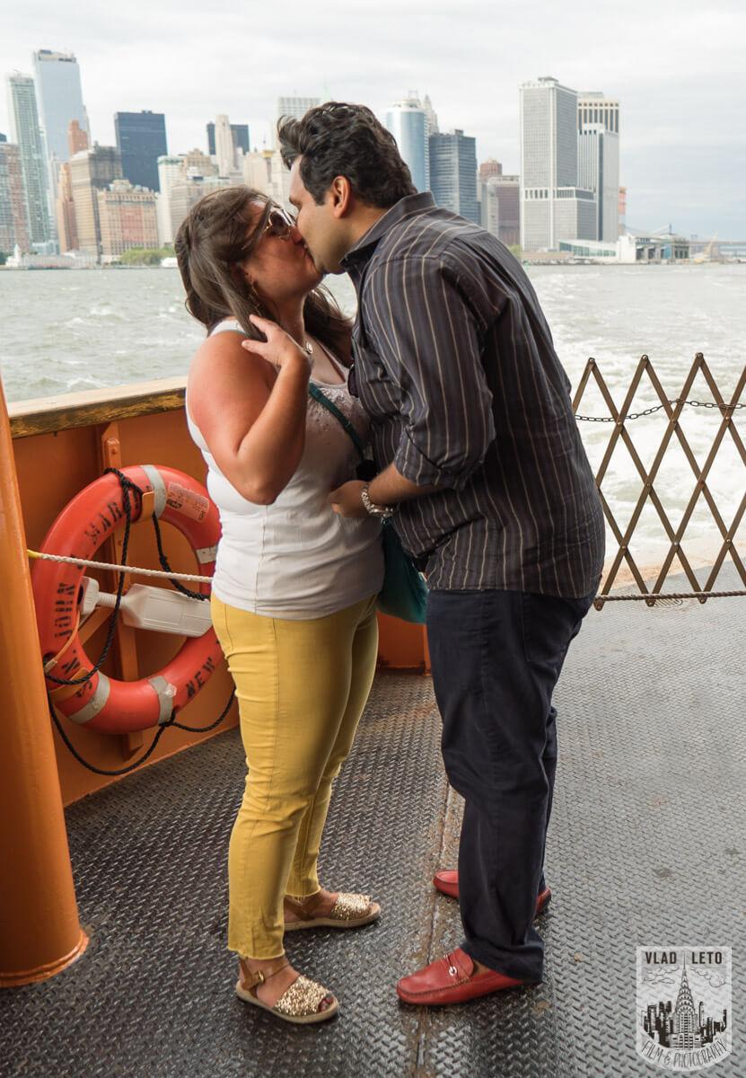 Photo 2 Staten Island Ferry Marriage Proposal | VladLeto