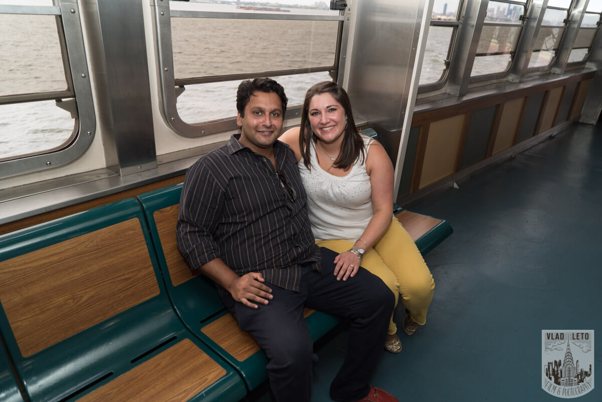 Photo 5 Staten Island Ferry Marriage Proposal | VladLeto
