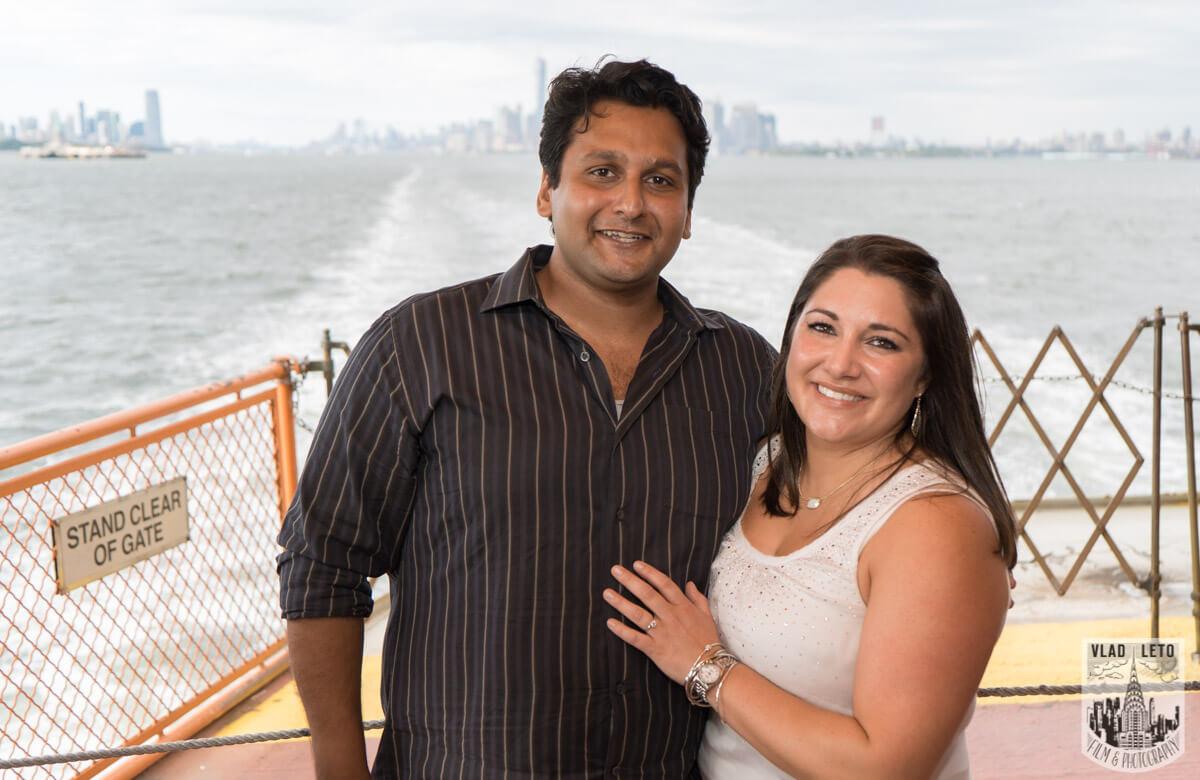 Photo 5 Staten Island Ferry Marriage Proposal | VladLeto