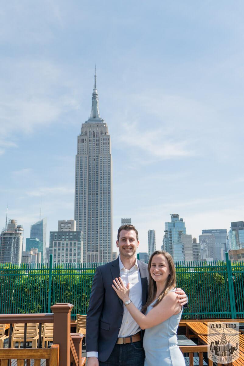 Photo 2 Rooftop Proposal | VladLeto