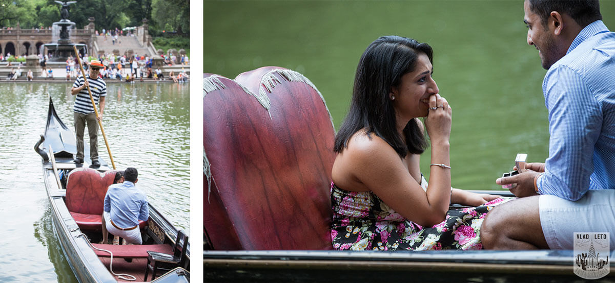 Gondola Proposal in central park