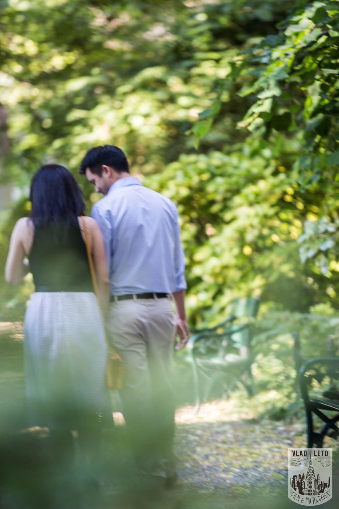 Photo 2 Gramercy Park Marriage Proposal   VladLeto