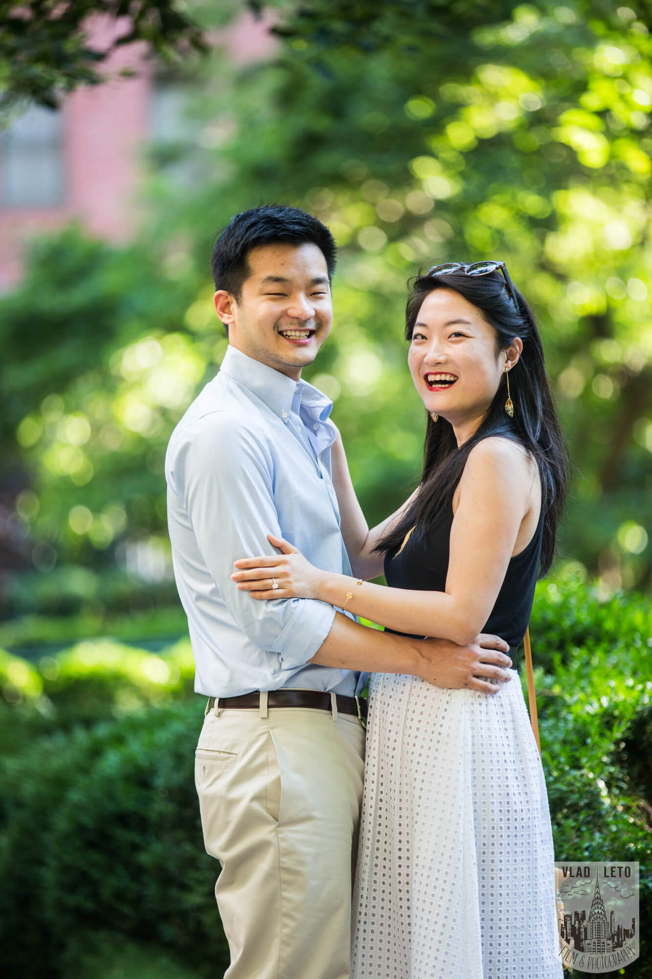 Photo 3 Gramercy Park Marriage Proposal   VladLeto