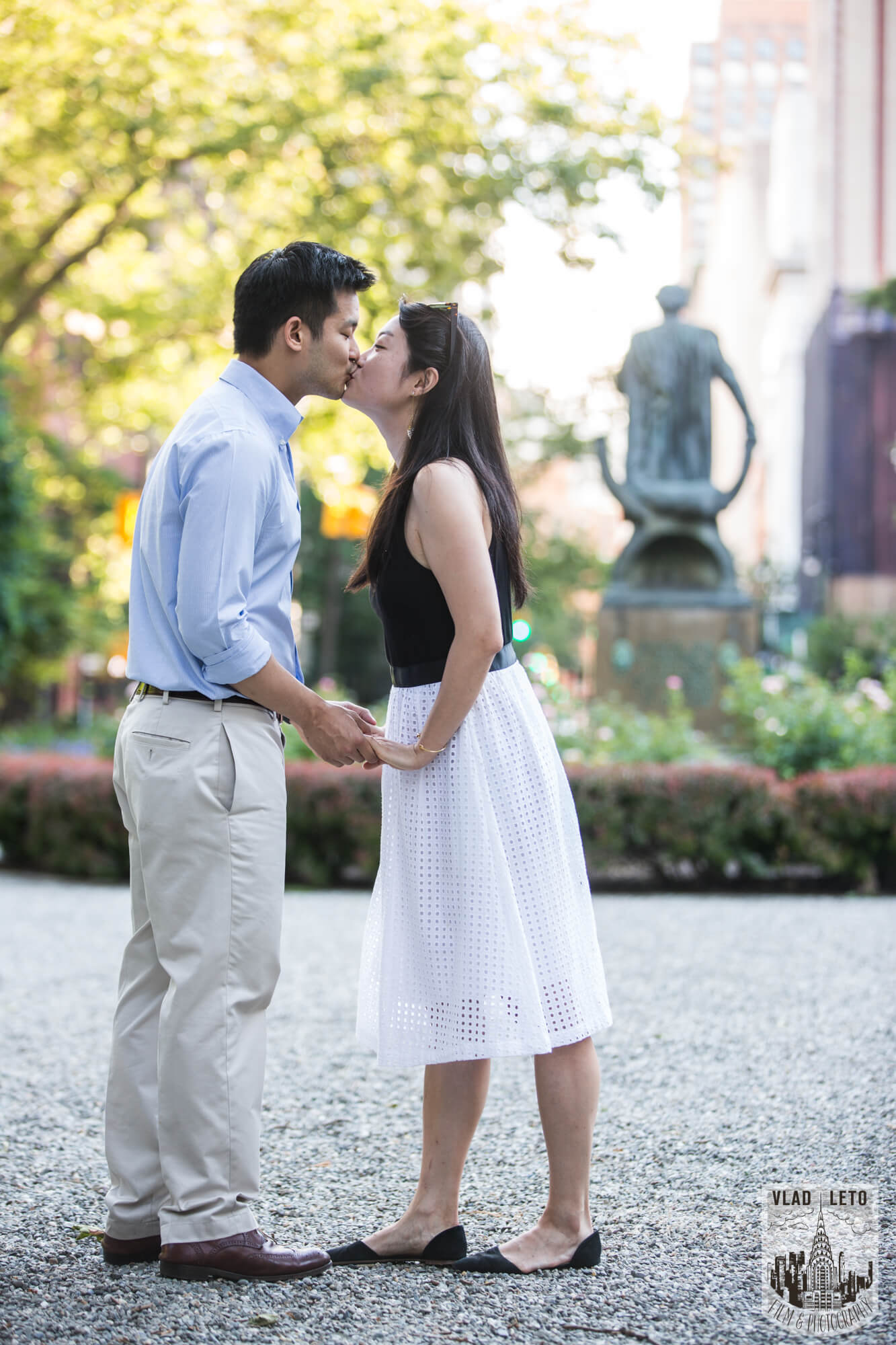 Photo 7 Gramercy Park Marriage Proposal | VladLeto