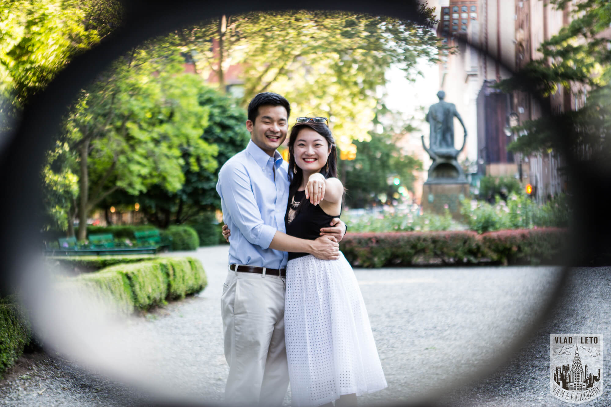 Photo 9 Gramercy Park Marriage Proposal | VladLeto
