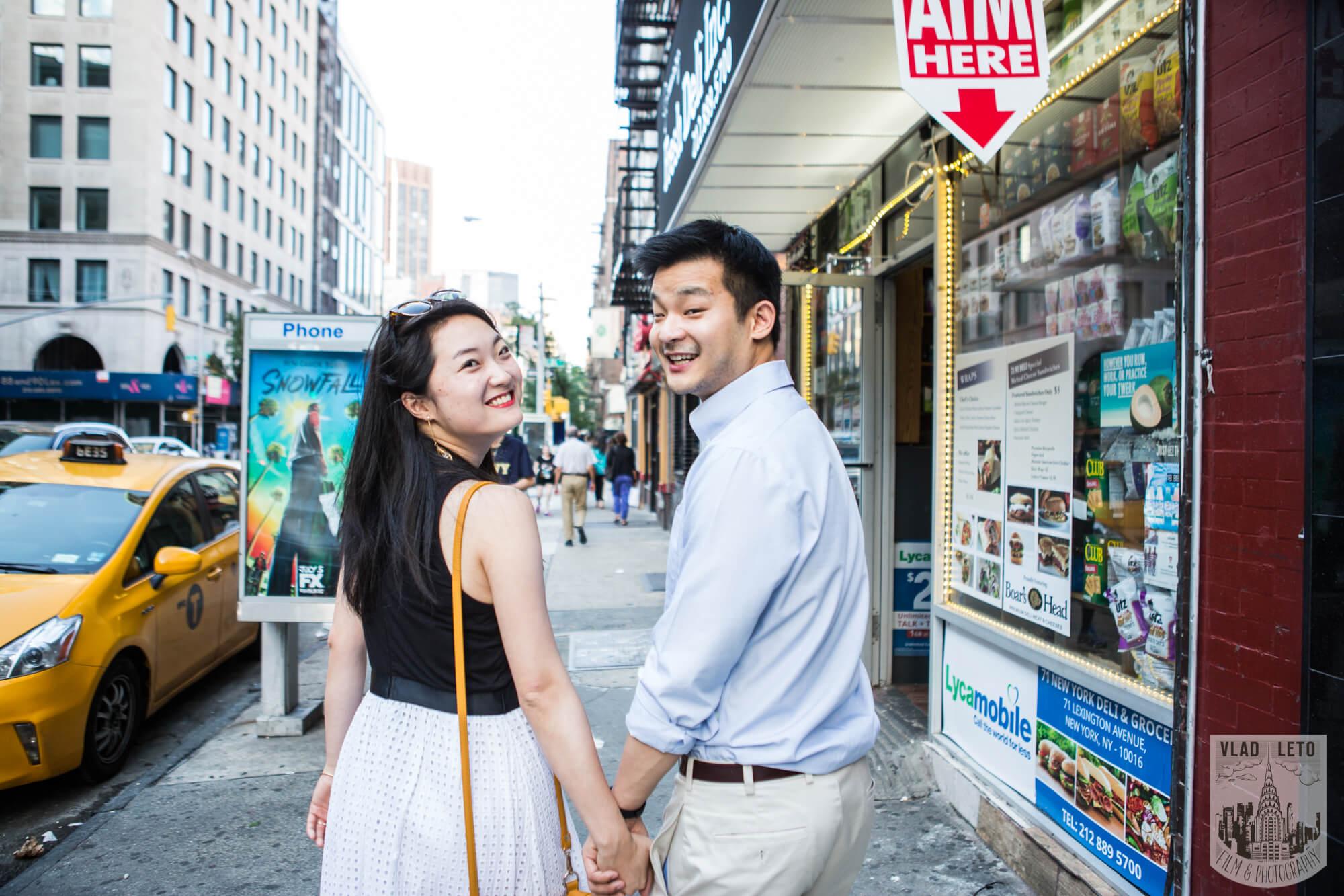 Photo 6 Gramercy Park Marriage Proposal   VladLeto