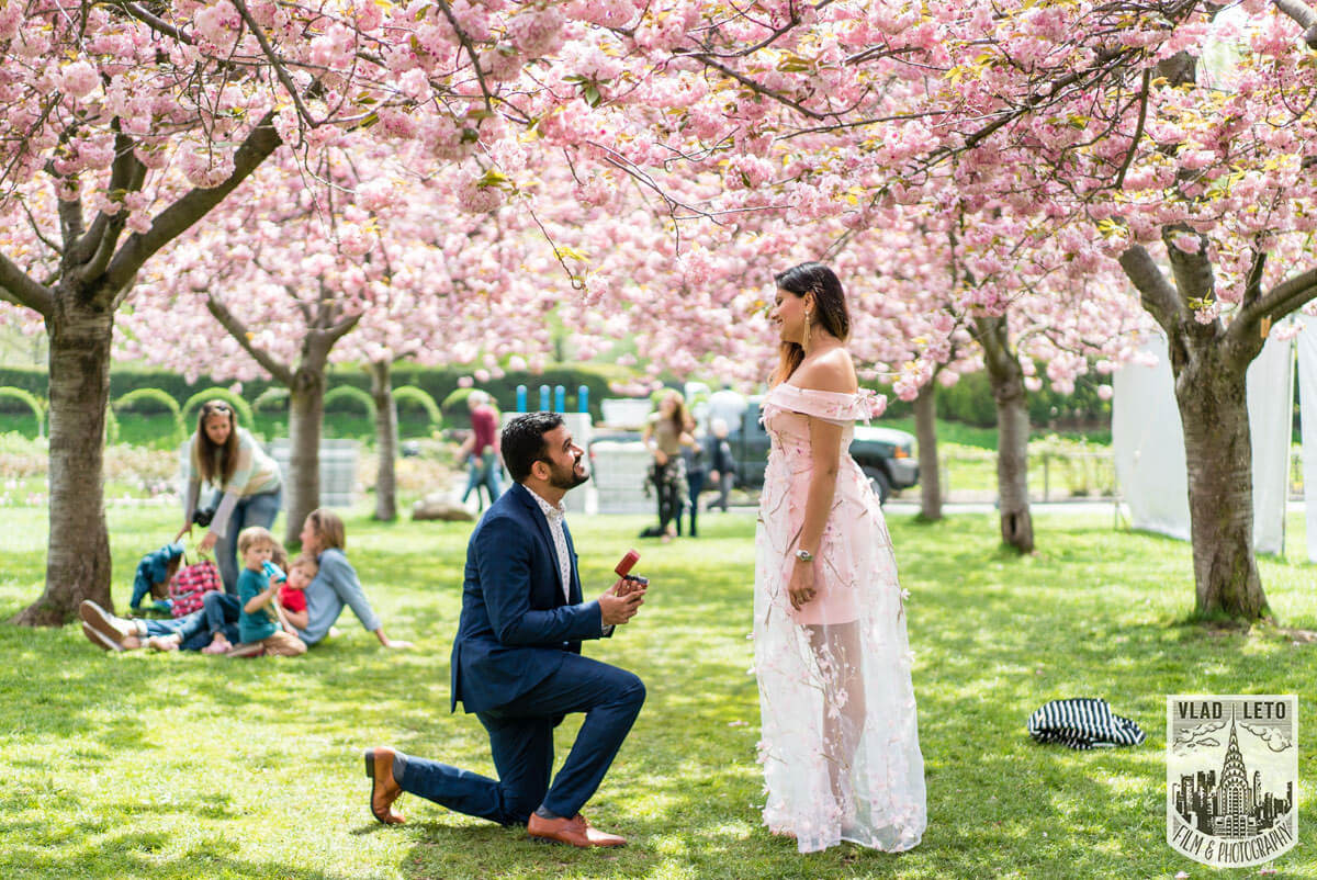 Photo 8 Best Places to Propose in NYC + Tips. | VladLeto