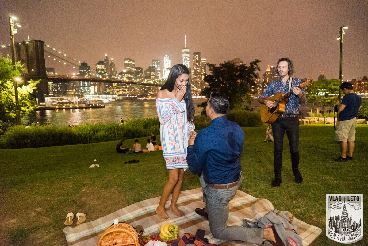 Photo 51 Best Places to Propose in NYC + Tips. | VladLeto