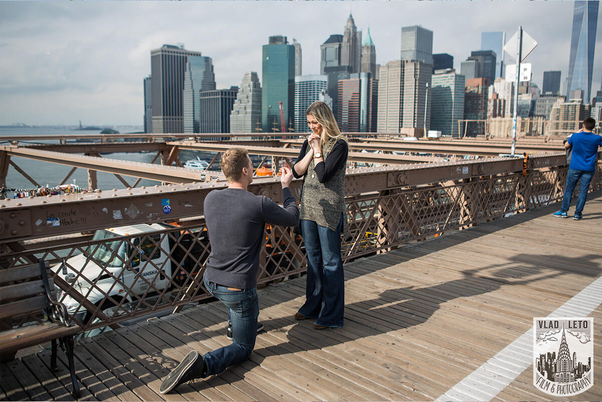 Photo 30 Best Places to Propose in NYC + Tips. | VladLeto