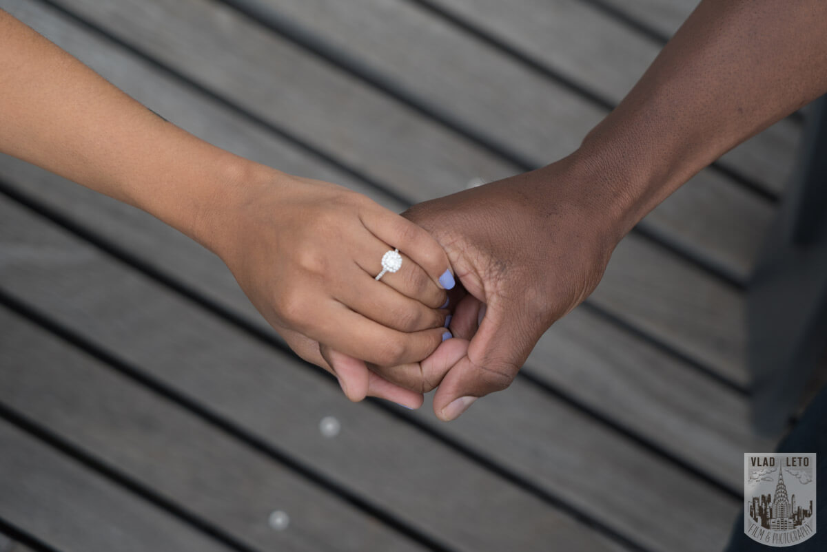 Photo 11 Brooklyn Bridge view Wedding Proposal. | VladLeto