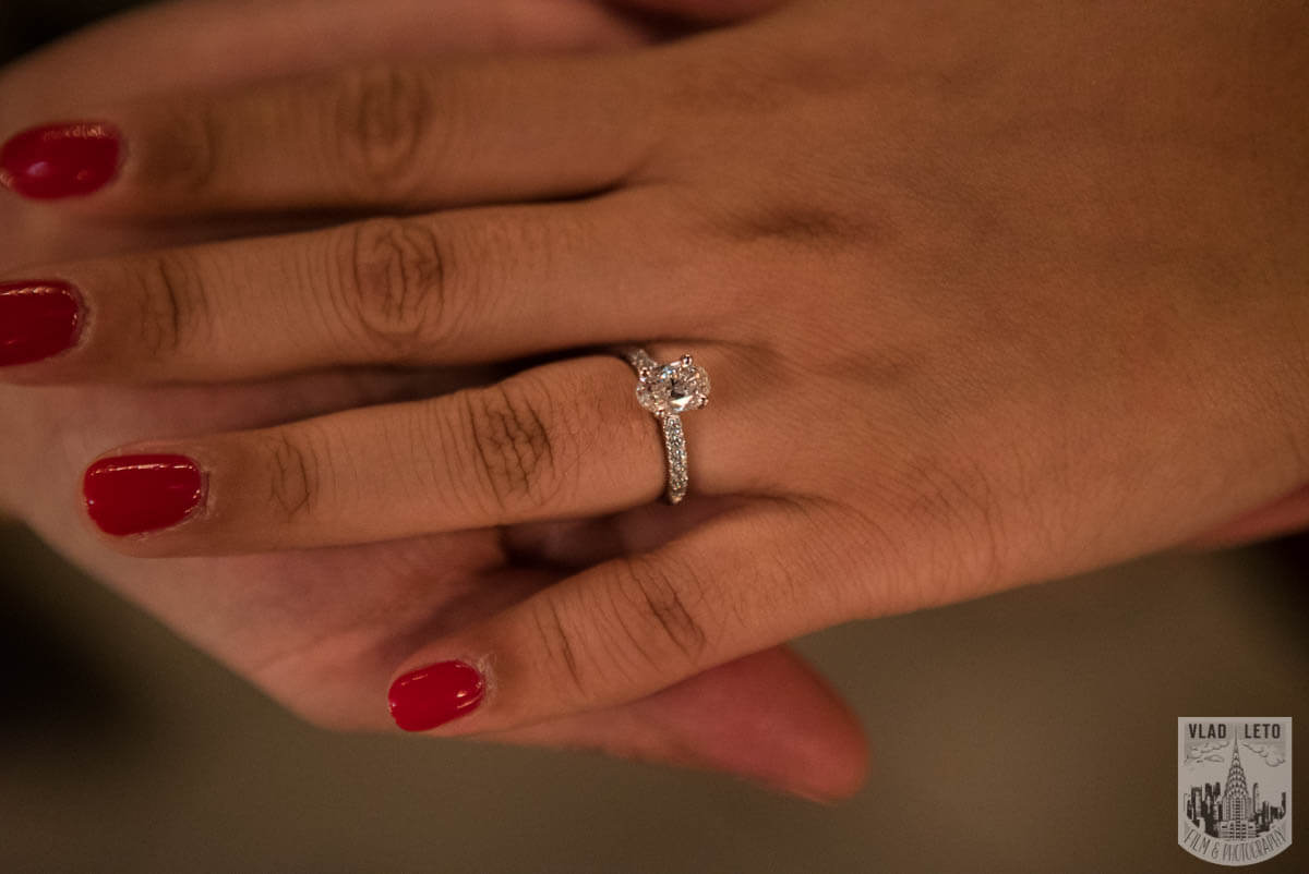 Photo 13 Rooftop proposal Empire State building view | VladLeto