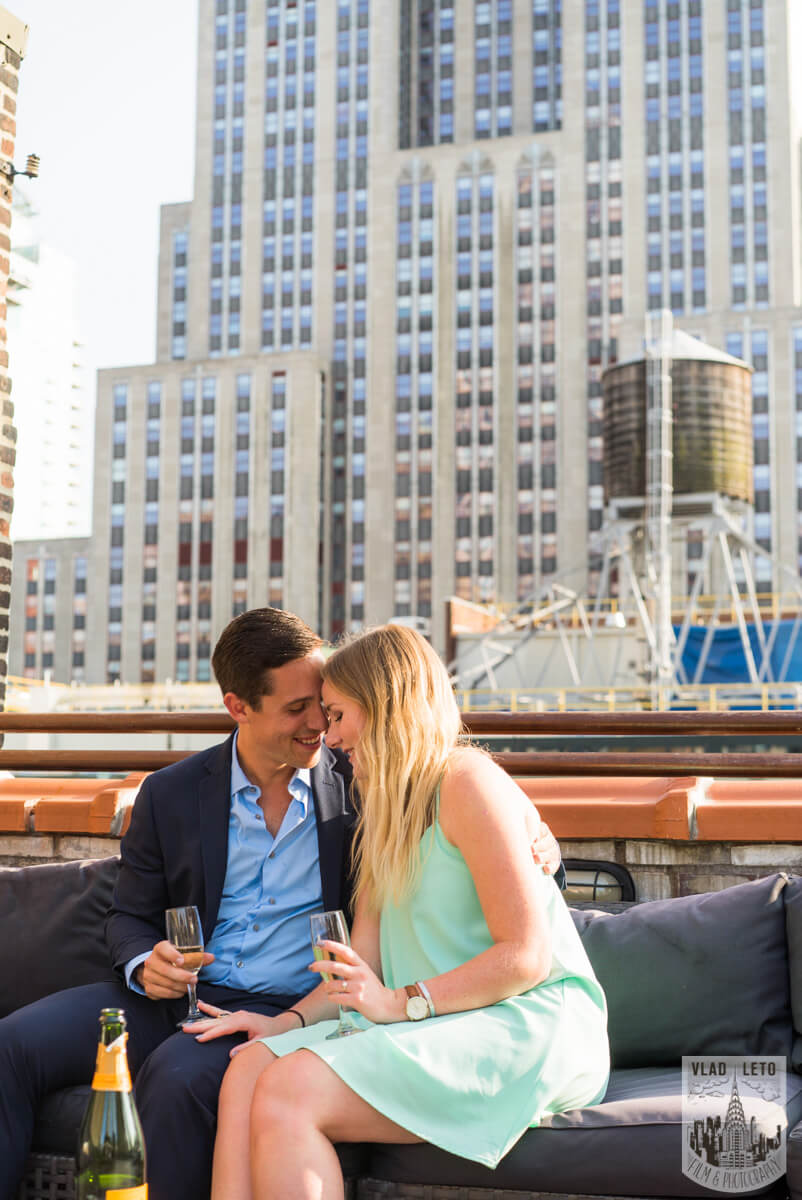 Photo 15 Empire State building view Marriage proposal. | VladLeto